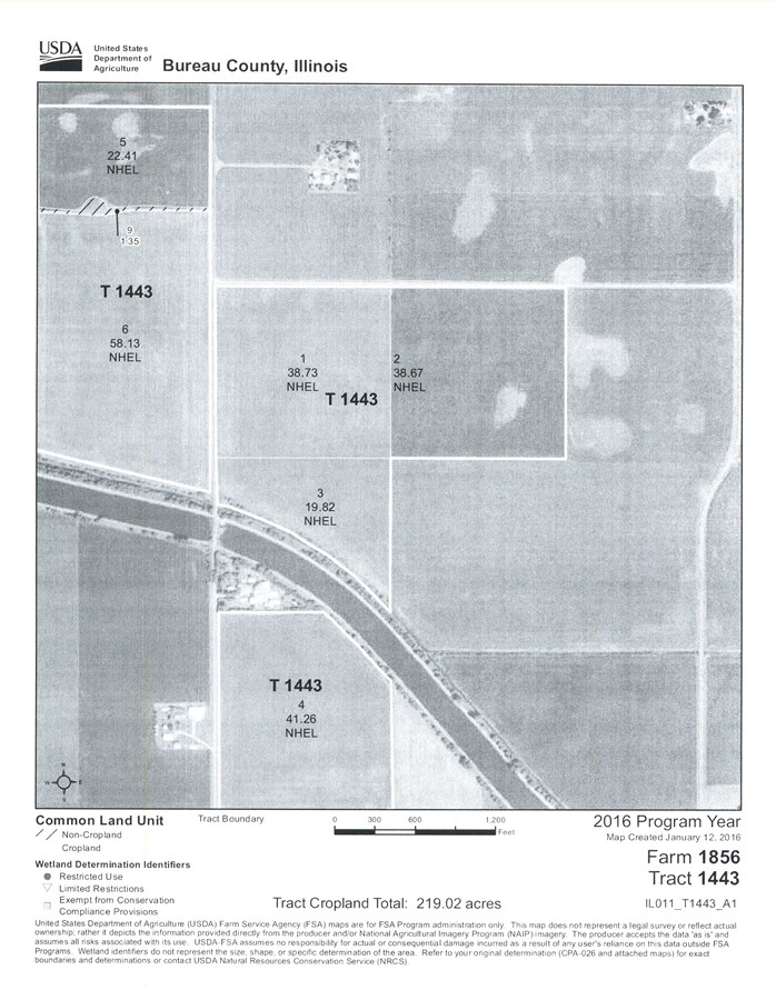 Hennepin County Property Plat Map