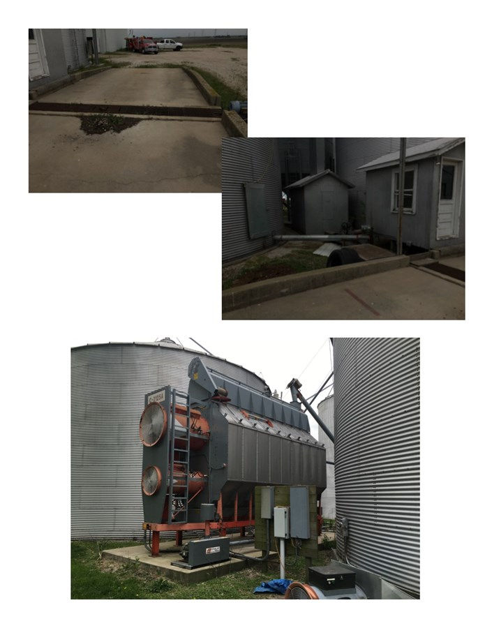 Grain Storage Photos
