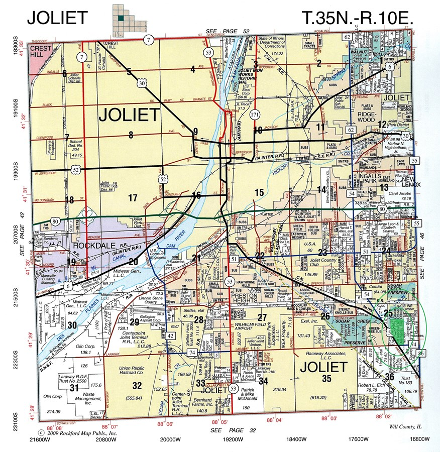 Property For Sale Joliet IL Will County Joliet