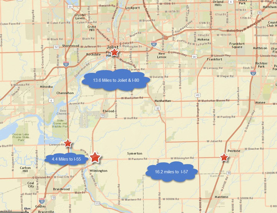Property For Sale Wilmington IL Will County Florence