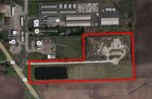 Cherry Hill Rd Industrial Site, 11.9 Acres