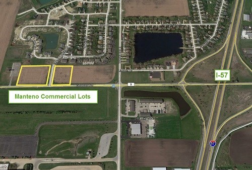 Manteno Commercial Lots