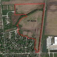 47 Ac Wilmington Development Site