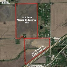 162 Acre Morris Industrial Site