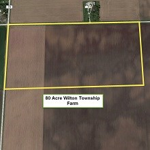 80 Acres Wilton Township