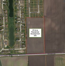 20 Ac Wilmington Residential Development Land