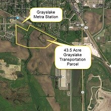 Grayslake Transportation Parcel 43.5 Acres