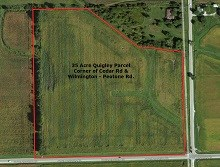 35 Ac Quigley Development Site