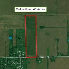 40 Acres Collins Rd