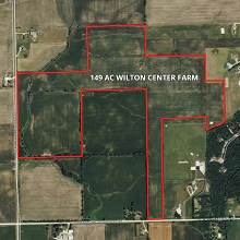143 Acre Wilton Center Farm