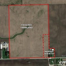 110 Ac Wilton Township Farm