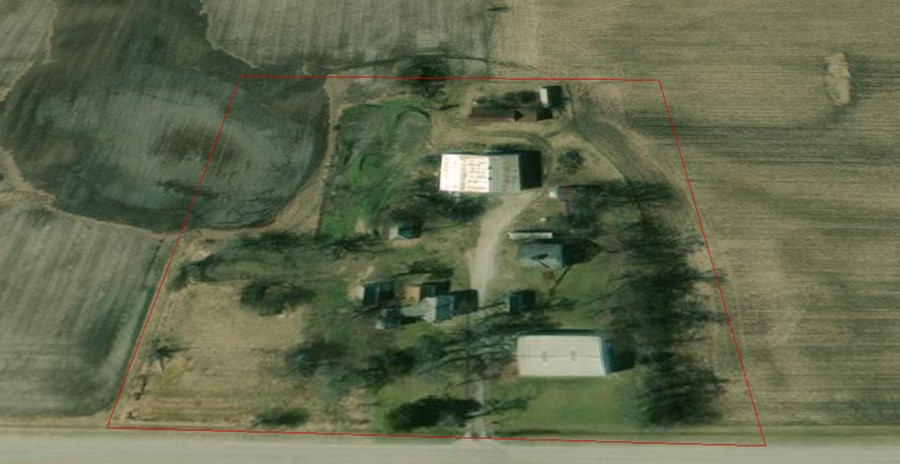 6.1 Acre Beecher Building Site Will County, IL 3D Aerial Map