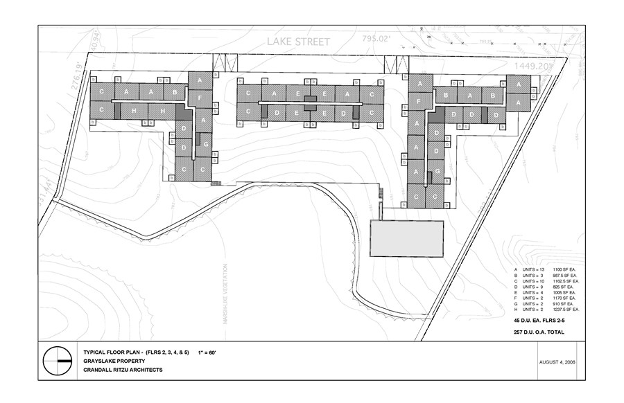 Residential Development Plan for the Grayslake Transportation Parcel