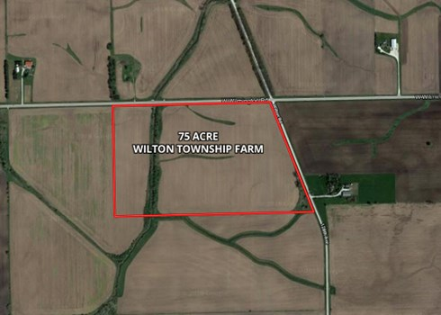 75 Acre Wilton Township Farm