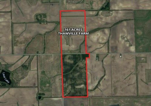 161 Acres Thawville Farm