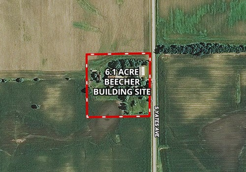 6.1 Acre Beecher Building Site