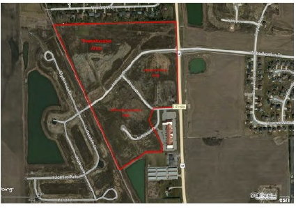 Benck Farm Commercial & Multi-family lots