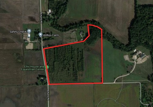 50 Acre Seward Township Farm