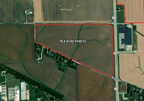 78 Ac Bloomington Development Site