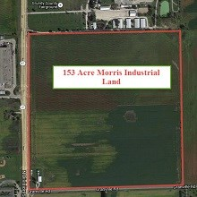 153 Acre Rt 47 Morris Industrial Site
