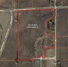 50 Ac Cortland Development Site