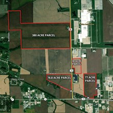 560 Acres Bloomington-Normal Development Sites