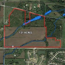 131 Acre Laraway Rd Development Site