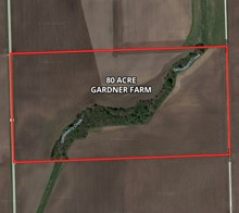 80 Acre Gardner Farm
