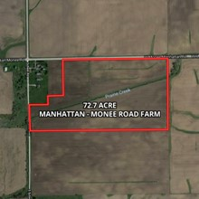 72 Ac Manhattan - Monee Road Farm