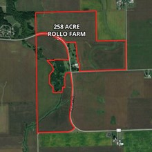 258 Acre Rollo Farm