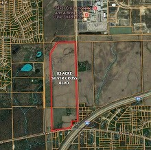Silver Cross 83 Acres