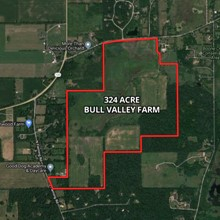 324 Acre Bull Valley Farm
