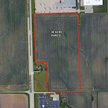 30 Ac Industrial Site Normal