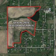 64 Acre Crete Development Parcel