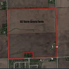 157 Acre Avery Minooka Farm