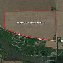 225 Ac Warner Bridge Rd Farm