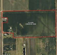 73 Acre O'Brien Rd. Farm Minooka