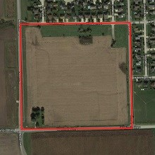40 Ac New Lenox Development Site(Sylvan Meadows)