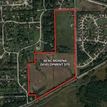 60 Acre Mokena Development Site
