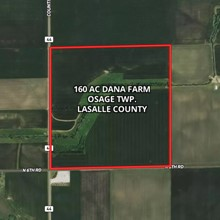 160 Acre Dana Farm
