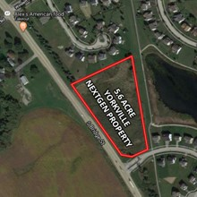 5.6 Acre Yorkville Rt 47 Property