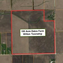 150 Ac Wilton Township Farm