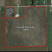 135 Acre Black Road Farm